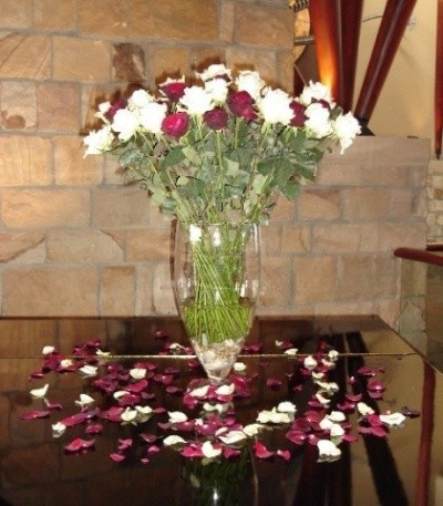Reception Roses